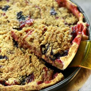 Rhubarb Pie