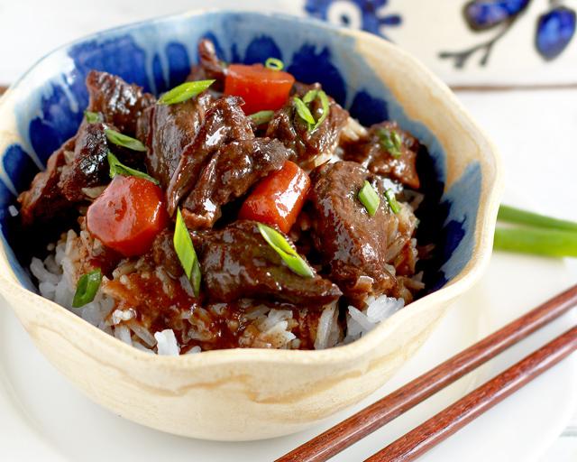 Chowking Style Braised Beef