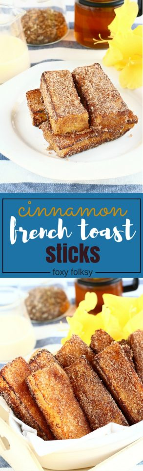No More Soggy French Toasts! I Am Pretty Sure You Will Love These Yummy  Cinnamon