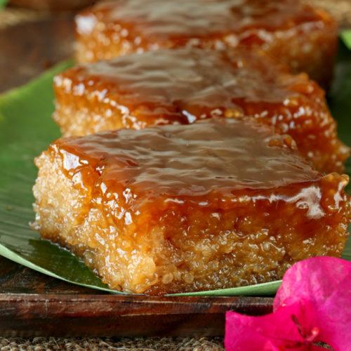 Biko Recipe (Filipino Sticky Rice Cake)