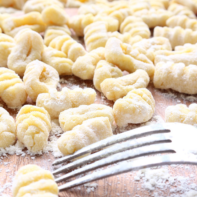Homemade Gnocchi made Easy