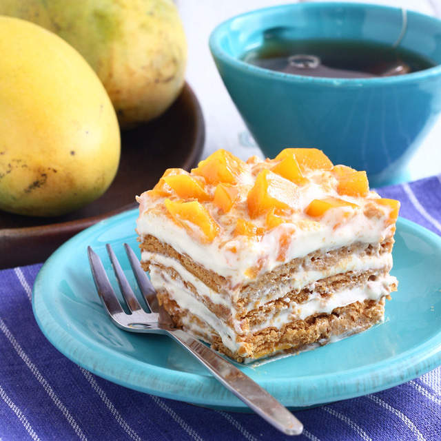 Mango float easy recipe foxy folksy forumfinder Choice Image