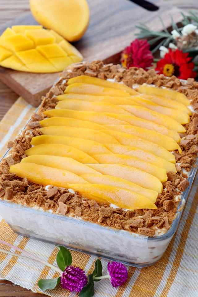 Mango Graham Dessert