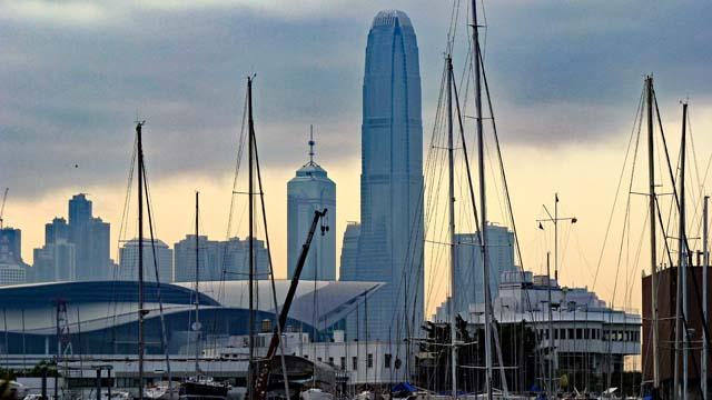 Two International Finance Center Tower