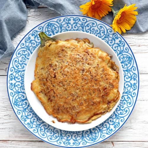 Tortang Talong or Eggplant Omelette