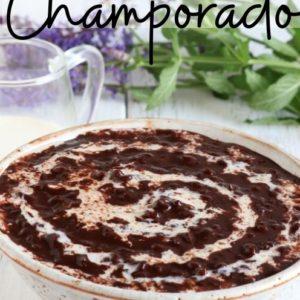 Easy Champorado