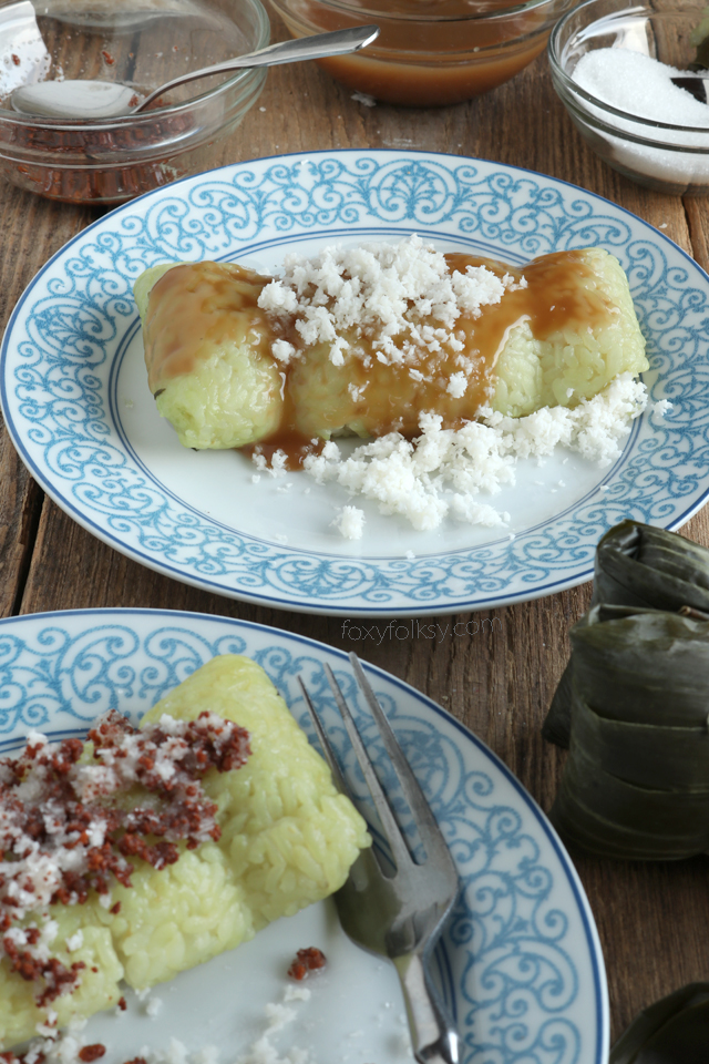 Making Suman sa Lihiya is actually easier than you think. The hardest part is perhaps deciding which topping to enjoy it with. Get the recipe here now!