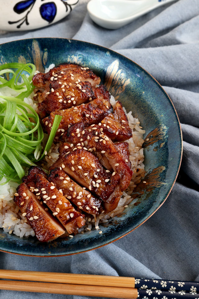 recipe for teriyaki chicken