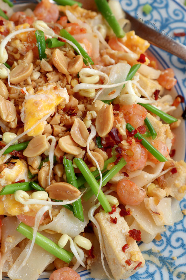 Easy Phad Thai Recipe