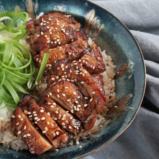 Get This Real Simple Teriyaki Chicken Recipe. It Can Never Get Easier Than This! | Www.foxyfolksy.com