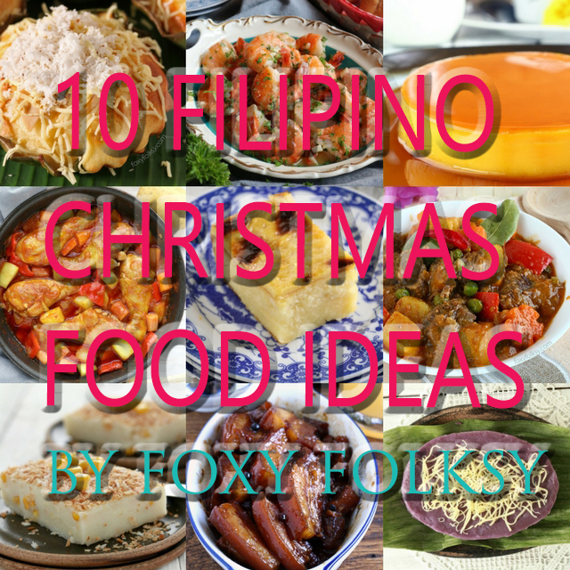 10 Filipino Christmas Recipe Ideas