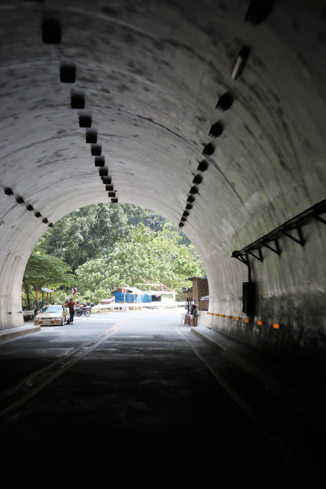 Kaybiang-Tunnel