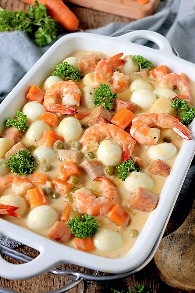 Kapampangan Sipo Egg Recipe | Foxy Folksy