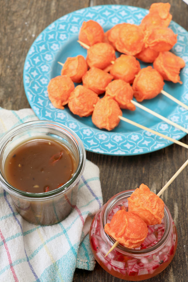 Sweet and Spicy Fishball Sauce