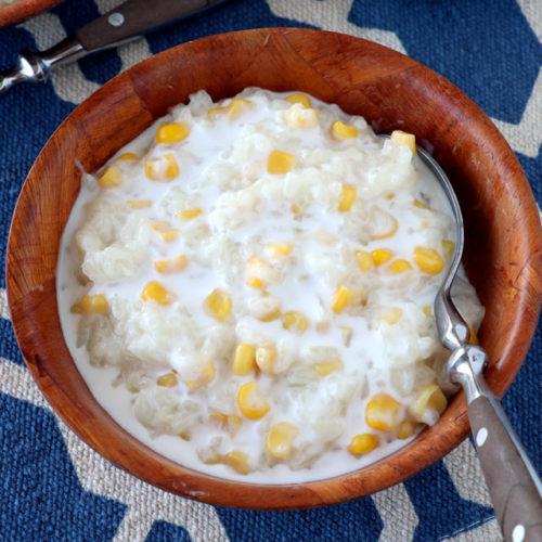 Ginataang Mais Recipe by Foxy Folksy