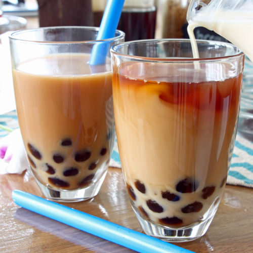 How to make Bubble Tea by Foxy Folky