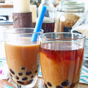 Authentic Taiwanese Bubble Tea Recipe by Foxy Folky