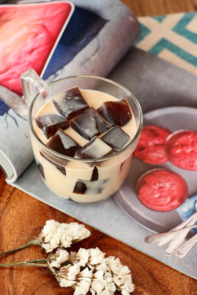 Easy Coffee Jelly Recipe