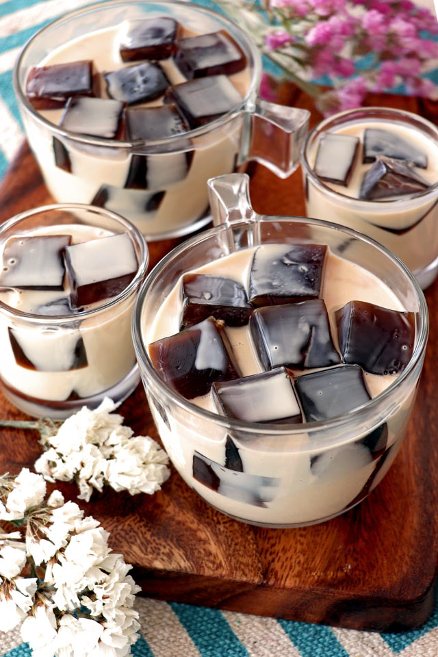 11. Coffee Jelly