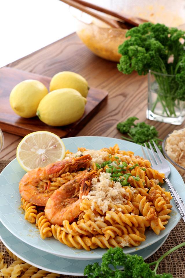 Aligue Pasta Fusilli