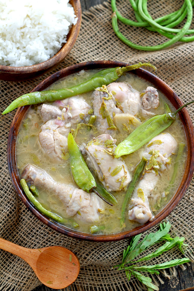 Simple Sinampalukang Manok Recipe