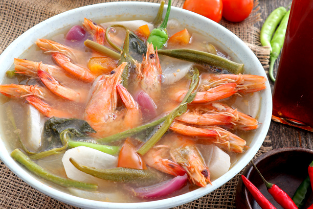 How to make Sinigang na Hipon