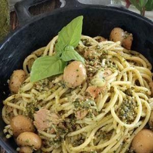 Pesto Tuna Pasta Recipe