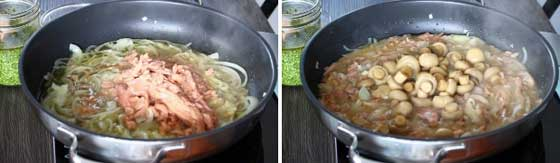 Pesto Pasta Recipe Step 3