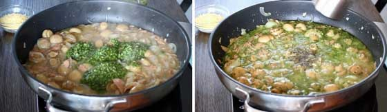 Pesto Pasta Recipe Step 4