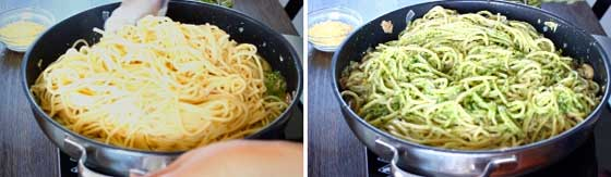 Pesto Pasta Recipe Step 5