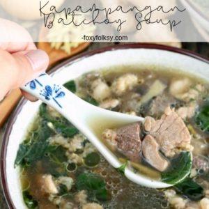 Batchoy Soup