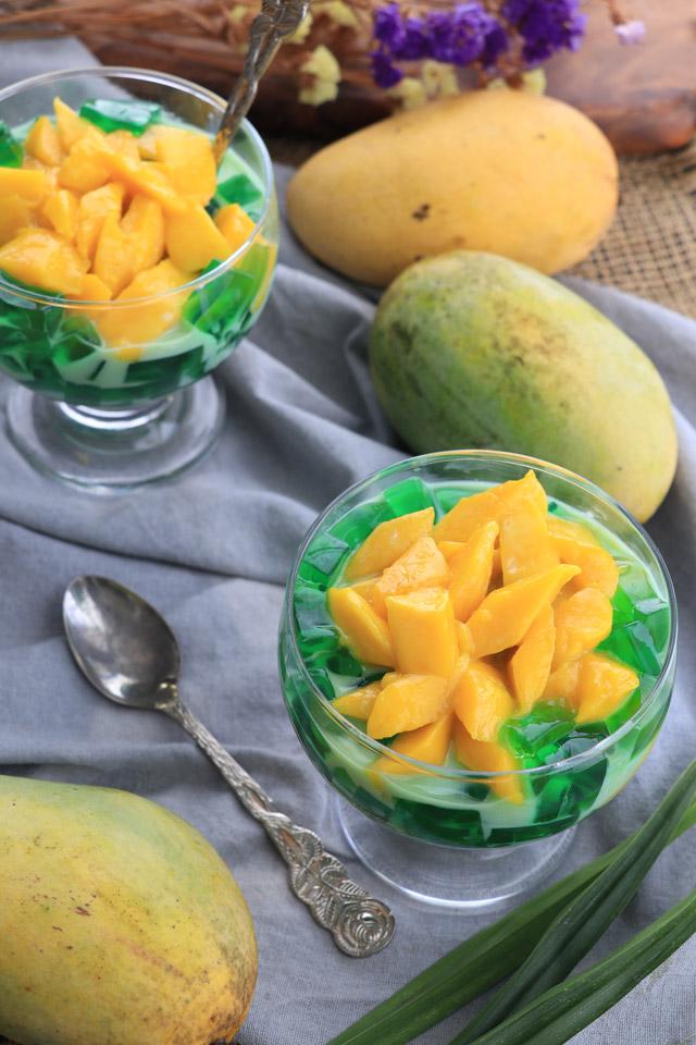 Mango-Pandan