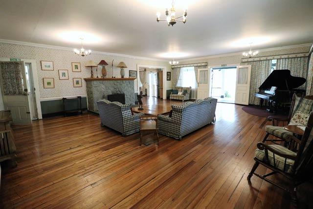 Bell House Living Room