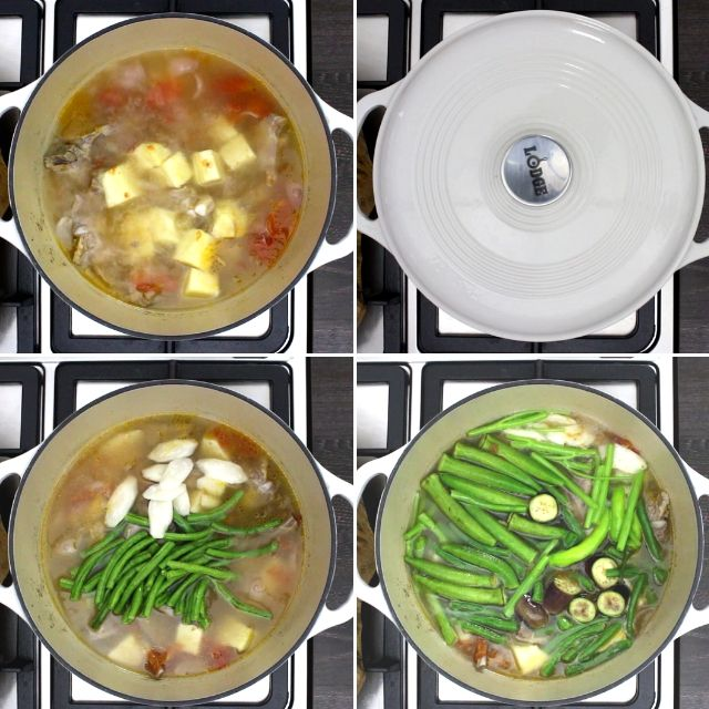 How to cook sinigang na baboy