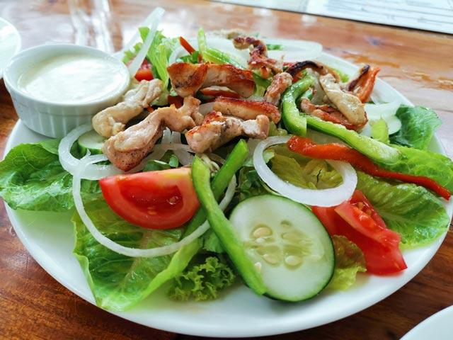 Pizza Volante Salad
