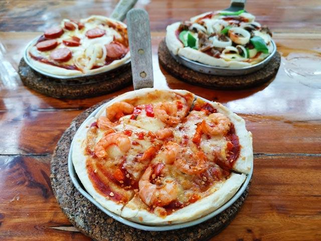 Pizza Volante Pizza