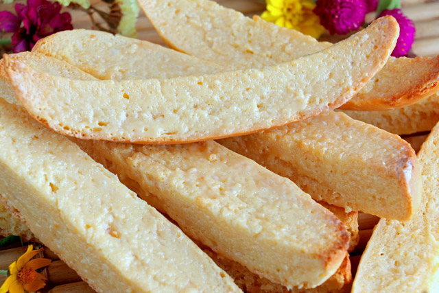 Biscocho recipe from scratch