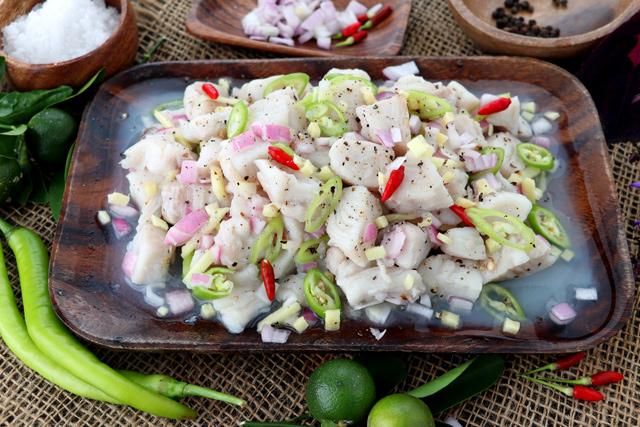 Kinilaw - Filipino version of Ceviche? | Foxy Folksy