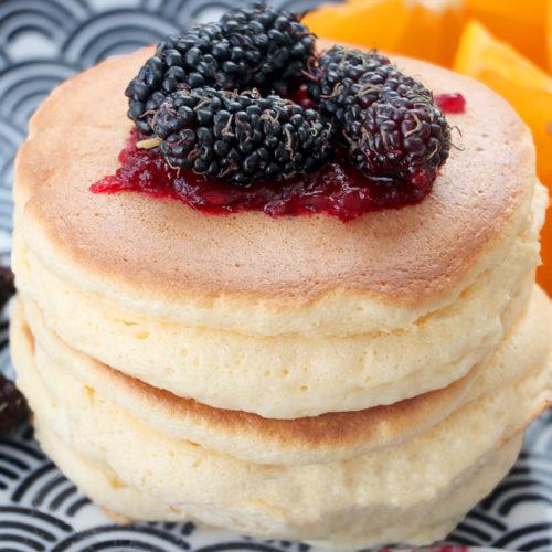 Super fluffy japanese Pancakes