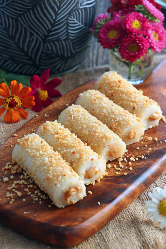 Chinese Sticky Rice Cake