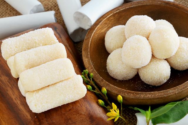 Pastillas de Leche- Filipino Milk Candy