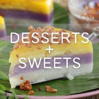 Dessert + Sweets