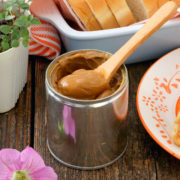Homemade Dulce de Leche from canned condensed milk.