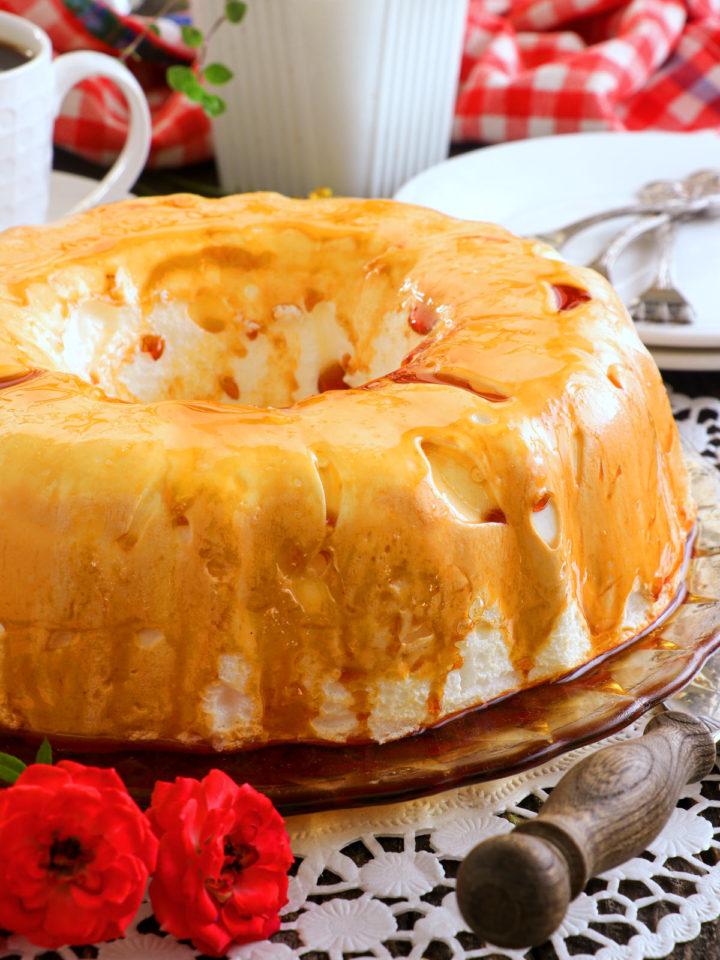 Portuguese Molotof Dessert