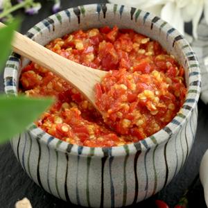Chili Garlic Sauce Recipe